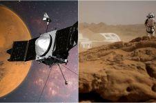 NASA mau bangun dinding raksasa di Planet Mars, ini fungsinya