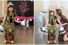 5 Momen Gempi rayakan Hari Kartini di sekolah, pakai baju adat