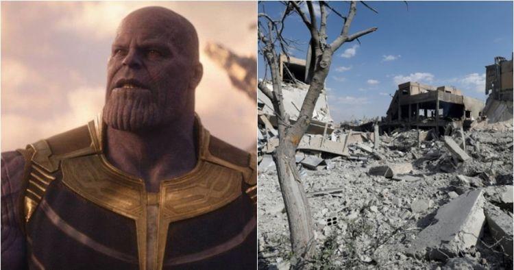 Jika jentikan Thanos benar terjadi di dunia nyata, ini akibatnya