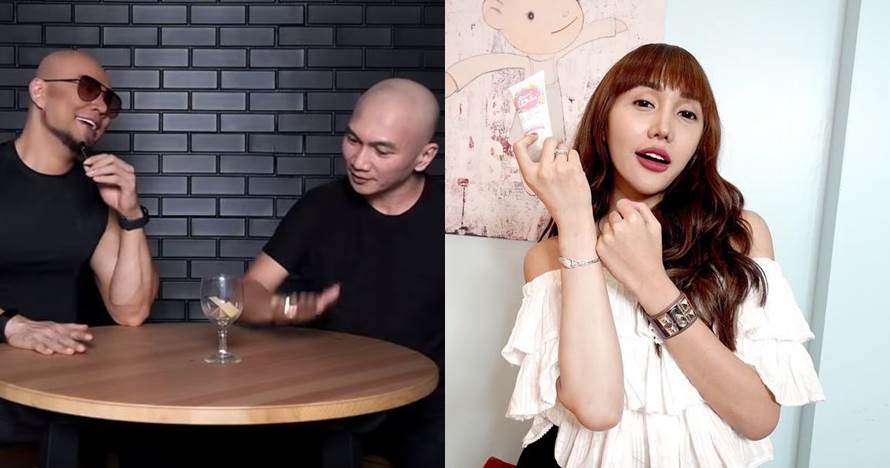 Pertanyakan gender Lucinta Luna, Deddy Corbuzier & Anji bikin video