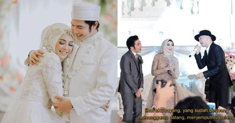 Prank di pernikahan Alfy Saga & Fatma, Anji bikin heboh