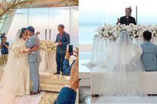 Unggahan pertama Ajun Perwira untuk Jennifer usai menikah, romantis