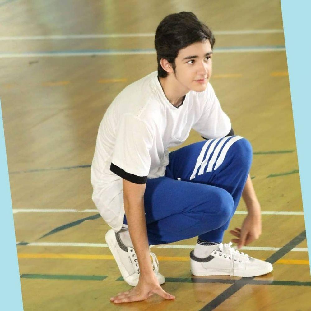 Emiliano Cortizo pemain baru di Anak Langit istimewa