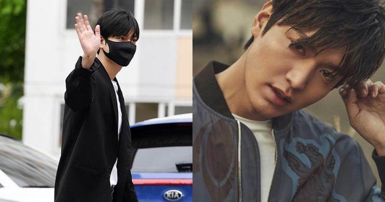 Unggah foto selfie setelah wamil, wajah Lee Min-ho jadi sorotan
