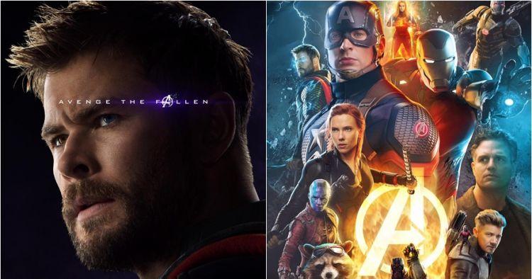Curhat haru Chris Hemsworth sangat berutang budi pada Avengers