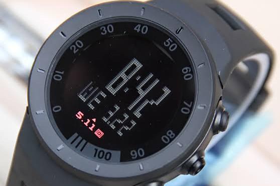 Model digital masih jadi tren jam tangan di tahun 2019