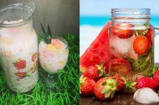 10 Resep es buah mudah dan praktis, cocok untuk buka puasa