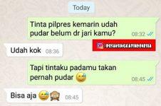 10 Gombalan lucu bertema Indonesia ini bikin tersipu malu
