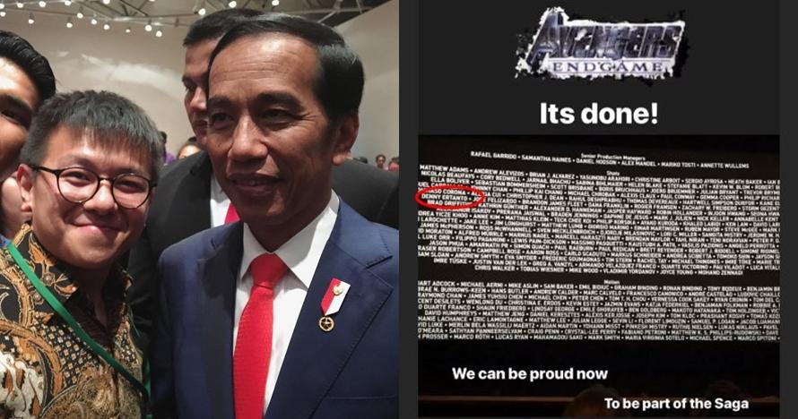 Denny Ertanto, cowok Indonesia di balik suksesnya Avengers: Endgame