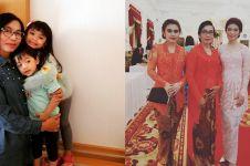 12 Potret anggunnya ibunda Selvi Ananda yang jarang terekspos
