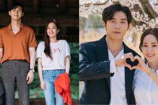 9 Aktor ganteng Korea ini pernah jadi pasangan Park Min-young