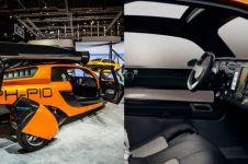 Ganewa Motor Show 2019 pamerkan mobil terbang pertama di dunia