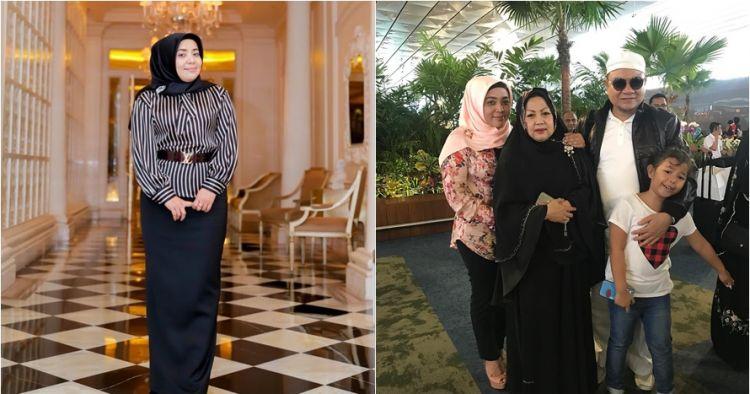 5 Momen kebersamaan Muzdalifah dengan 'orangtuanya', jarang terekspos