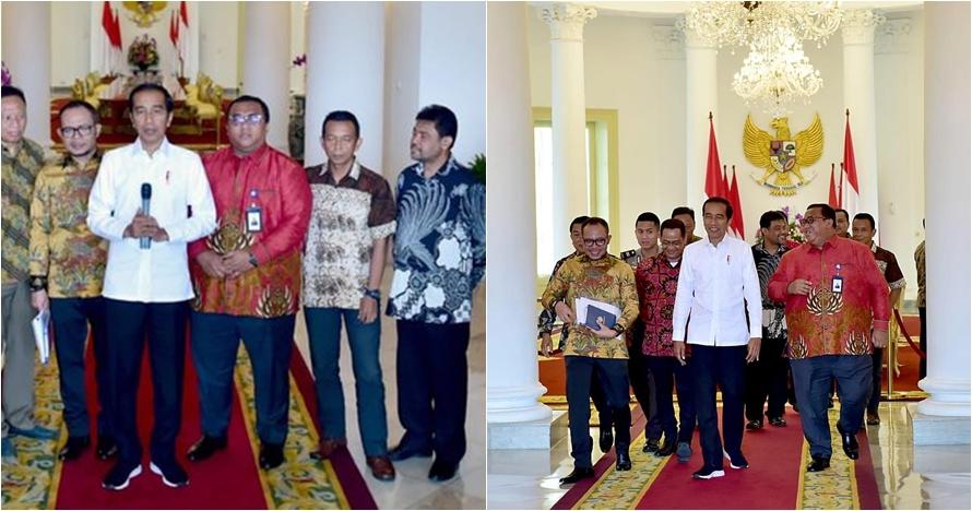 Diundang Jokowi ke Istana, ini yang dibicarakan Said Iqbal