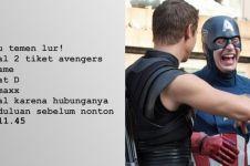 7 Alasan jual tiket Avengers: Endgame ini bikin geleng-geleng