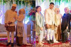 7 Potret resepsi nikah sederhana Muzdalifah, penuh kebahagiaan