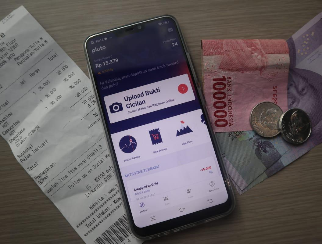 Posting struk belanja kamu, aplikasi ini tawarkan cashback