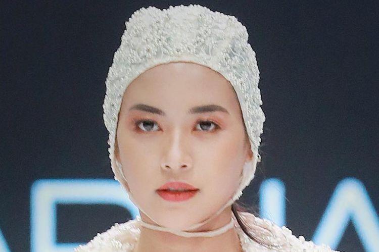 6 Inspirasi riasan makeup ala Borneo, bisa jadi inspirasi