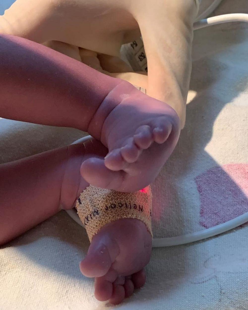 nikita mirzani melahirkan  © 2019 brilio.net
