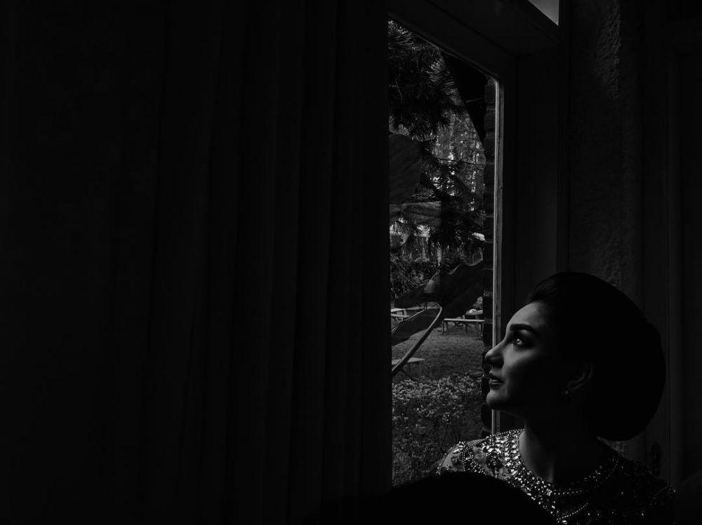 penampilan irish bella jelang akad  © 2019 brilio.net