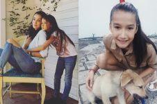 11 Pesona Nyla Koh, putri Nadya Hutagalung yang beranjak remaja