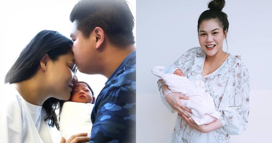 Jadi ibu baru, ini 8 momen manis DJ Butterfly & putrinya