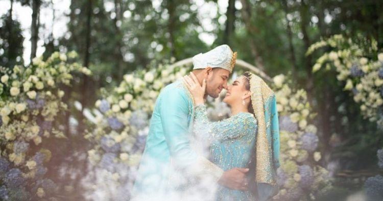 5 Fakta pernikahan Ammar Zoni-Irish Bella, ijab kabul sempat diulang
