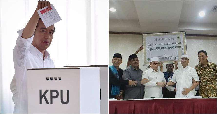 Relawan Jokowi janjikan Rp 100 M bagi pengungkap kecurangan pilpres