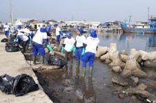 Gerakan cinta laut, Bakamla ajak warga bersih-bersih laut Jakarta