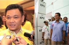 Sandiaga usul penghitungan suara dihentikan, ini kata tim Jokowi