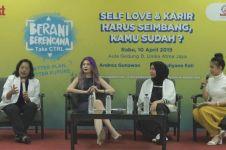 Tips untuk millenials seimbangkan Self-Love dan karier