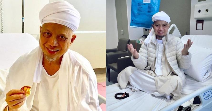 Kondisi lemah usai kemo, ustaz Arifin Ilham curhat mengenai kematian