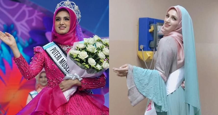 11 Pesona Nurul Bashirah, Puteri Muslimah 2019 berparas Timur Tengah