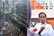 Jokowi setuju ibu kota di pindah ke luar Jawa, ini alasannya