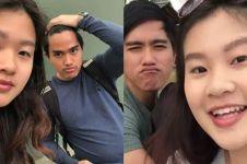 14 Pose selfie Kaesang & pacar ini bukannya mesra malah kocak