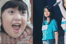 10 Transformasi Afiqah, dari bintang iklan sampai gabung JKT48