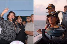 KRI Tjiptadi-381 ditabrak, Susi mau tenggelamkan 51 kapal Vietnam