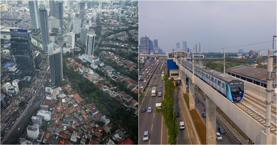 Jika ibu kota jadi dipindahkan, ini yang terjadi pada Jakarta