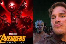 Ini momen di balik layar Avengers: Endgame