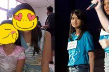 Heboh foto kenangan Afiqah cilik bareng generasi awal JKT48