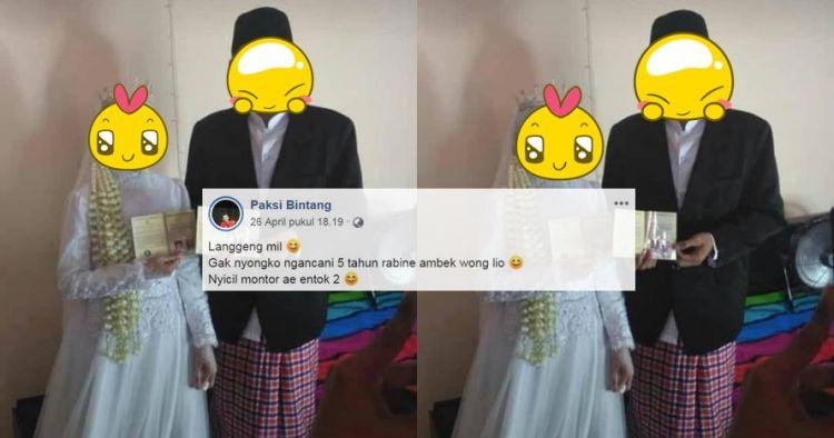 5 Tahun pacaran lalu ditinggal nikah, curhat pria ini bikin sedih
