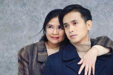 9 Potret kebersamaan Ajun Perwira dan sang mama, jarang terekspos