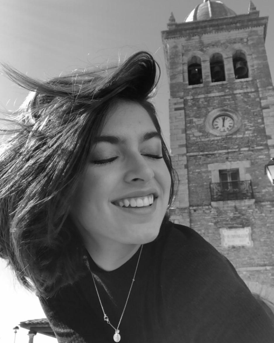Lucia Romero © 2019 Instagram