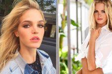 10 Pesona Erin Heatherton, mantan Leonardo DiCaprio yang bangkrut