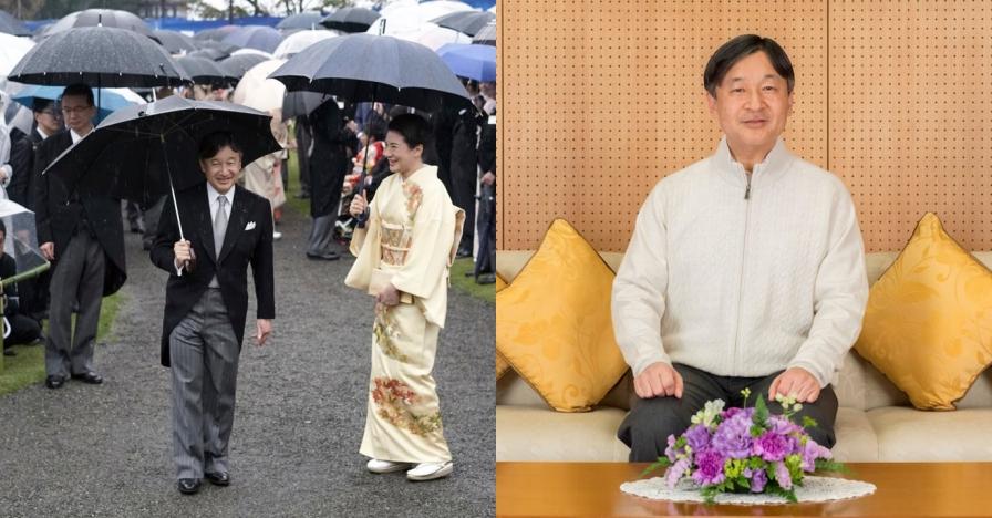 6 Fakta menarik Naruhito, Kaisar Jepang pertama yang lulus S2