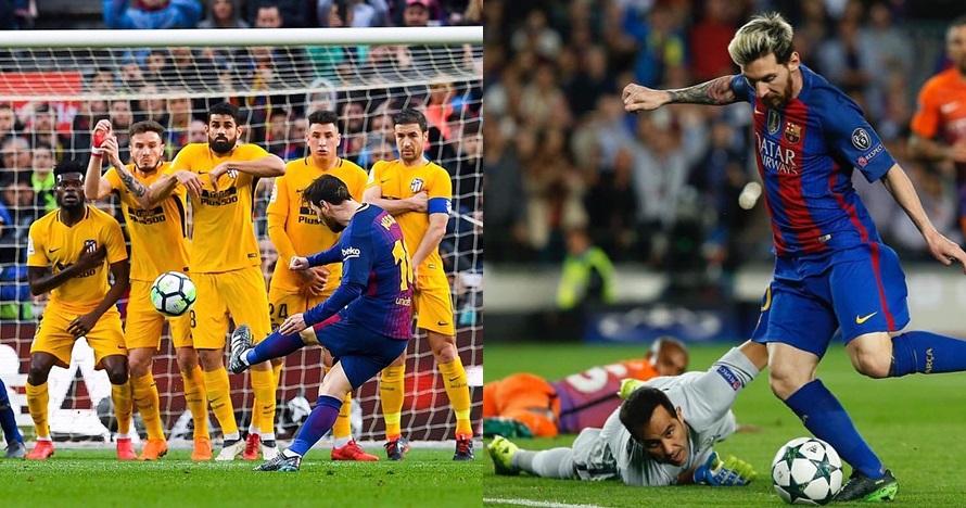 5 Fakta kaki kiri Lionel Messi yang jadi mimpi buruk Liverpool