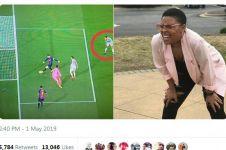 8 Meme lucu kemenangan Barcelona atas Liverpool ini bikin ngakak