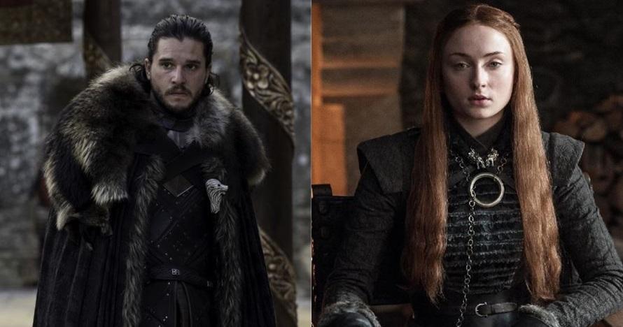 Beda penampilan 18 pemain Game of Thrones season 1 dan 8