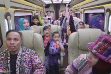 12 Potret interior mobil mewah keluarga Halilintar, seharga Rp 3,5 M