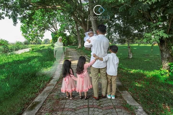 bersalin meninggal © Twitter/@hazifflatiff